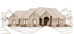 Traditional Style Home Design Plan: 19-694