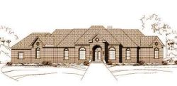 Traditional Style Home Design Plan: 19-696