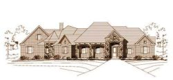 Traditional Style House Plans Plan: 19-704