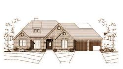Traditional Style House Plans Plan: 19-705