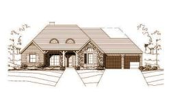 Traditional Style Home Design Plan: 19-706