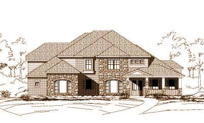 Country Style House Plans Plan: 19-759