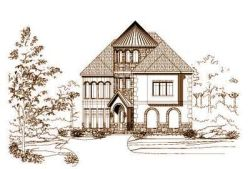Traditional Style House Plans Plan: 19-770