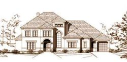 Mediterranean Style House Plans Plan: 19-779