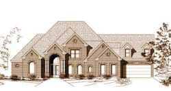 Traditional Style Home Design Plan: 19-791