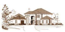 Mediterranean Style House Plans Plan: 19-793