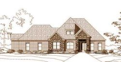 Traditional Style Home Design Plan: 19-803