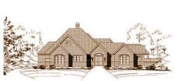 Traditional Style House Plans Plan: 19-814
