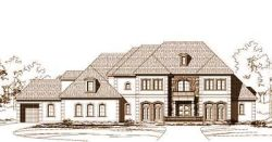 Traditional Style House Plans Plan: 19-817