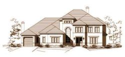 Mediterranean Style Floor Plans Plan: 19-825