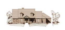 Country Style Floor Plans Plan: 19-833