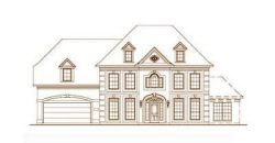 Traditional Style Home Design Plan: 19-841