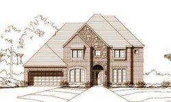 Traditional Style House Plans Plan: 19-843