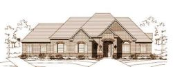 Traditional Style Floor Plans Plan: 19-851