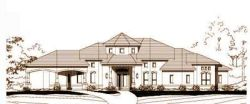 Contemporary Style Floor Plans Plan: 19-876