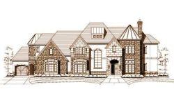 European Style House Plans Plan: 19-897