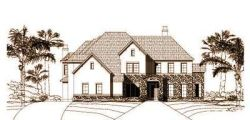 Traditional Style House Plans Plan: 19-901