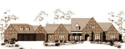 Country Style House Plans Plan: 19-903