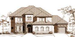 Tuscan Style Home Design Plan: 19-913