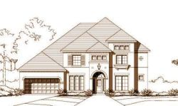 Traditional Style Home Design Plan: 19-922