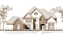 Traditional Style Home Design Plan: 19-924