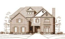 Traditional Style Home Design Plan: 19-927
