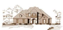 Traditional Style Home Design Plan: 19-931