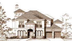 Mediterranean Style House Plans Plan: 19-933