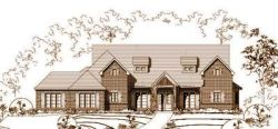 Country Style Floor Plans Plan: 19-947