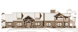 Country Style House Plans Plan: 19-954
