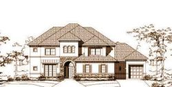 Tuscan Style House Plans Plan: 19-956