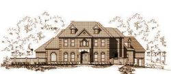 Traditional Style Floor Plans Plan: 19-962