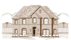 Traditional Style House Plans Plan: 19-969