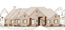 Traditional Style Home Design Plan: 19-972