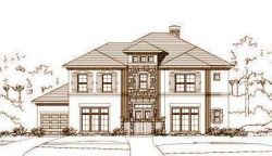 French-Country Style House Plans Plan: 19-974