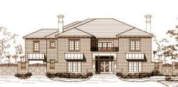 Traditional Style Home Design Plan: 19-977