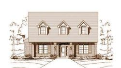 Southern Style Floor Plans Plan: 19-992