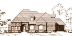 Traditional Style House Plans Plan: 19-994