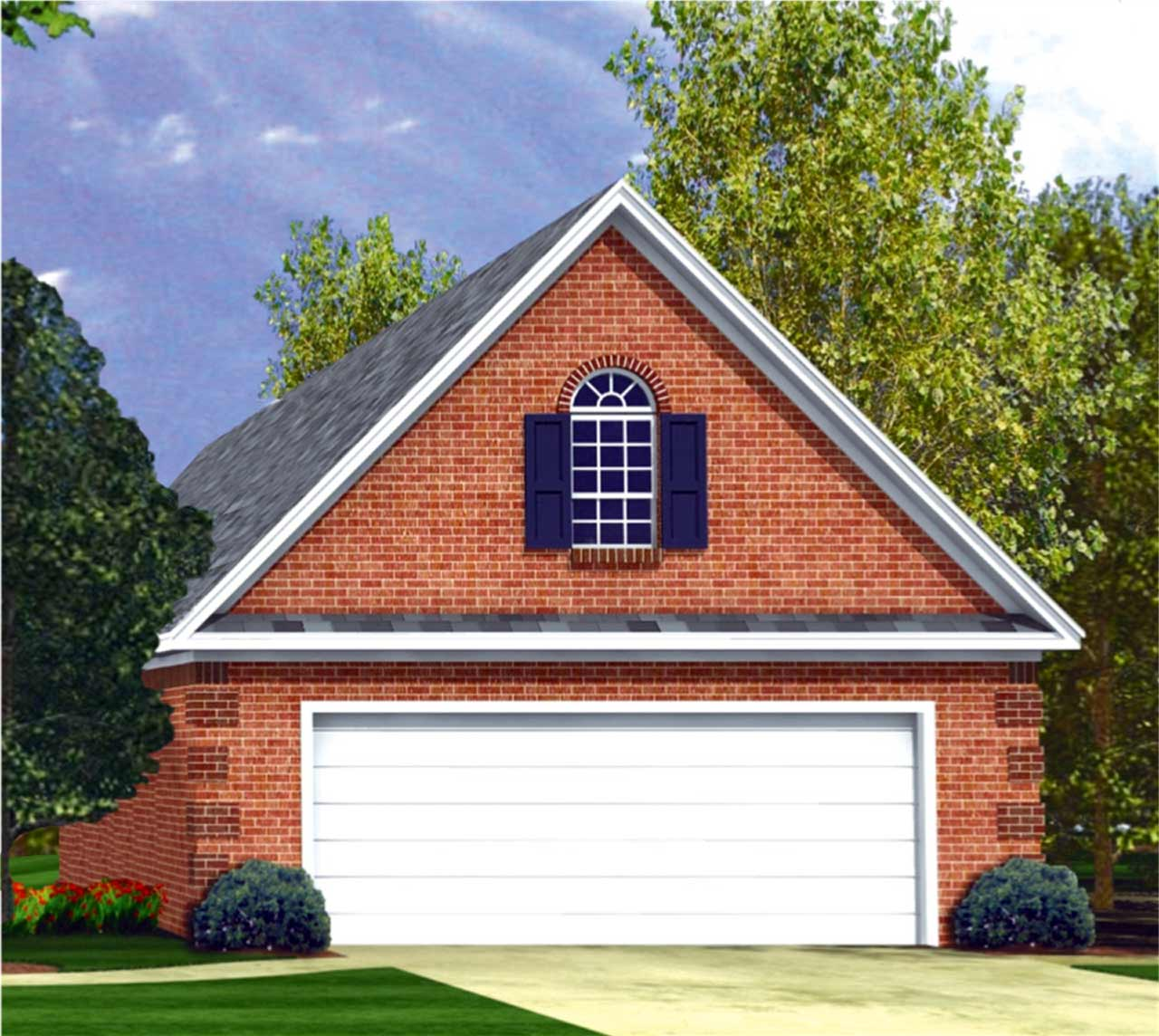 Style House Plans 2-101