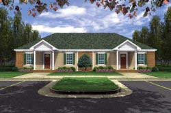 Ranch Style House Plans 2-112