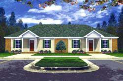 Ranch Style Floor Plans 2-114
