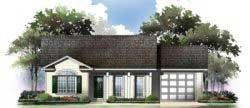 Country Style House Plans 2-116