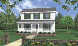 Southern Style House Plans Plan: 2-120