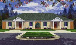 Traditional Style House Plans 2-123