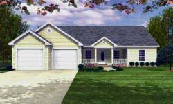 Country Style Floor Plans 2-124