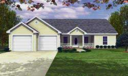 Country Style House Plans 2-129