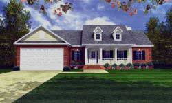 Country Style House Plans 2-132