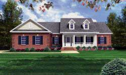 Country Style House Plans 2-138