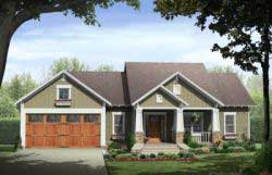 Craftsman Style House Plans 2-140