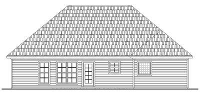 Rear Elevations Plan:2-149